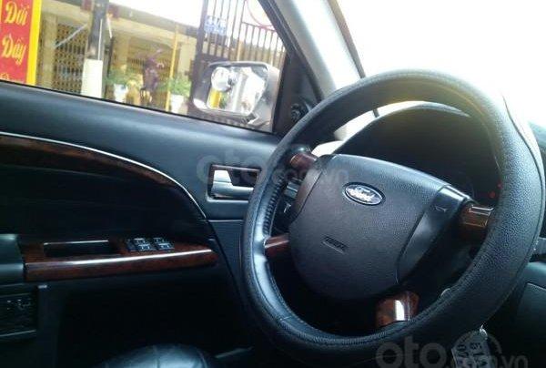 Gia đình cần bán Ford Mondeo 2005 AT full option, màu xám8