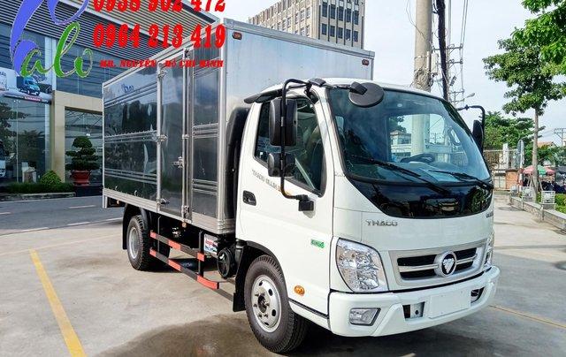 Giá tốt nhất, xe Thaco Ollin 350. E4. Tải trọng 2 tấn. LH: 0964.213.4190