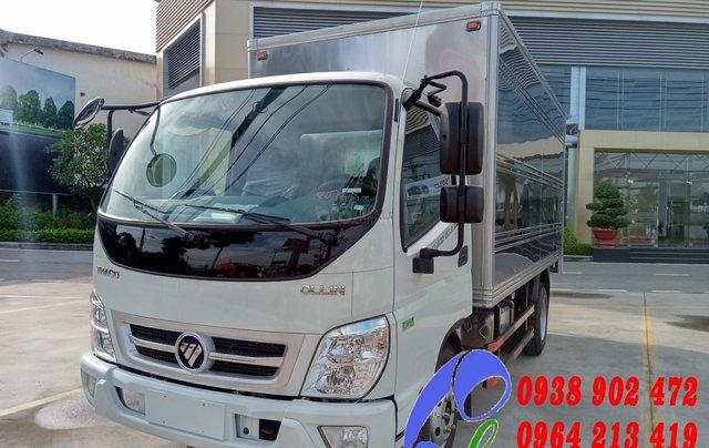 Giá tốt nhất, xe Thaco Ollin 350. E4. Tải trọng 2 tấn. LH: 0964.213.4191