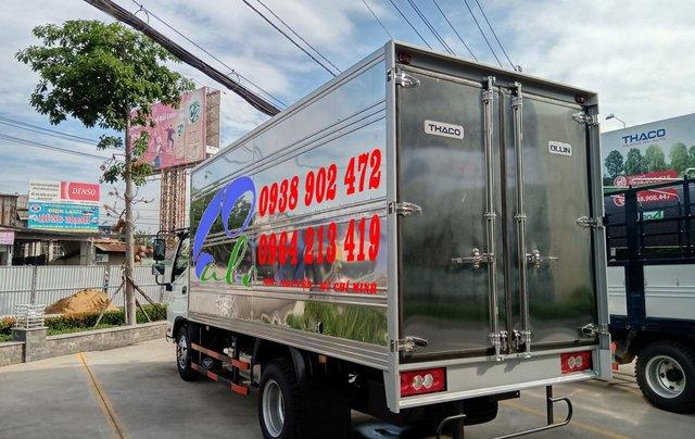 Giá tốt nhất, xe Thaco Ollin 350. E4. Tải trọng 2 tấn. LH: 0964.213.4192