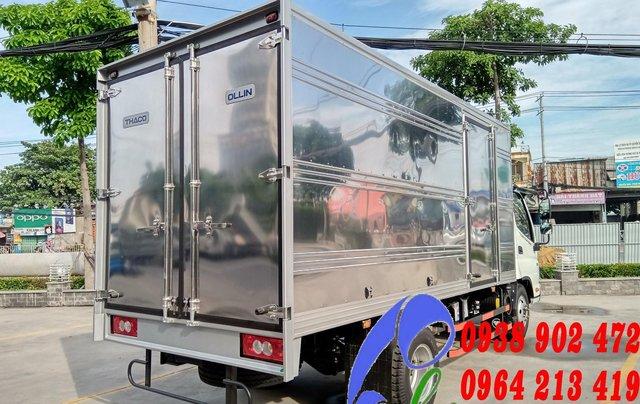 Giá tốt nhất, xe Thaco Ollin 350. E4. Tải trọng 2 tấn. LH: 0964.213.4193