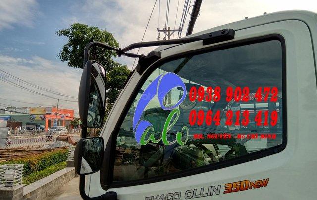 Giá tốt nhất, xe Thaco Ollin 350. E4. Tải trọng 2 tấn. LH: 0964.213.4196