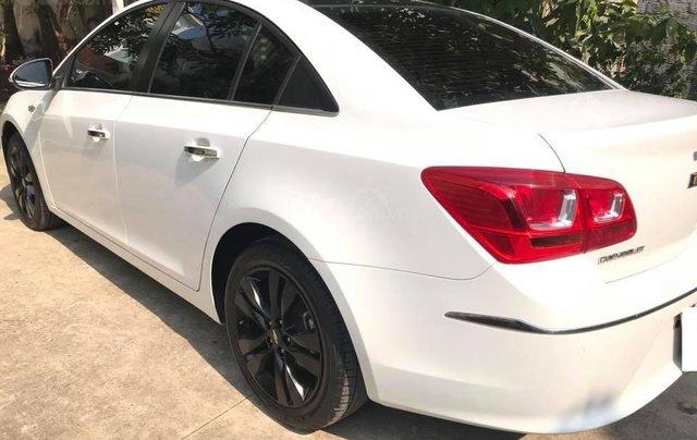 Cần bán xe Chevrolet Cruze 1.8LTZ đk 05/2017 màu trắng1