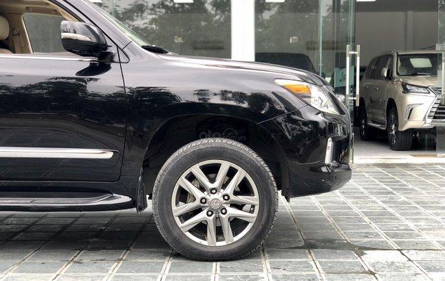Cần bán Lexus LX 570 nhập khẩu Mỹ, màu đen, sản xuất năm 2014, đăng ký năm 2015, xe cực đẹp LH: 0982.84.28387