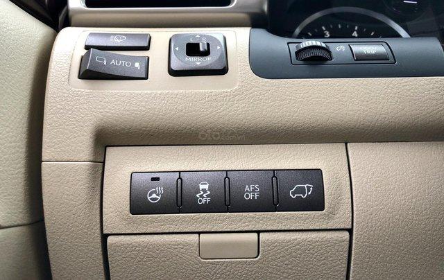 Cần bán Lexus LX 570 nhập khẩu Mỹ, màu đen, sản xuất năm 2014, đăng ký năm 2015, xe cực đẹp LH: 0982.84.283816