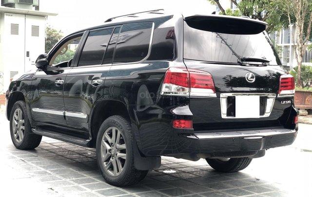 Cần bán Lexus LX 570 nhập khẩu Mỹ, màu đen, sản xuất năm 2014, đăng ký năm 2015, xe cực đẹp LH: 0982.84.28385