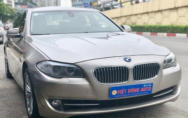 Bán BMW 520i sản xuất 2012, ghế da siêu mới0