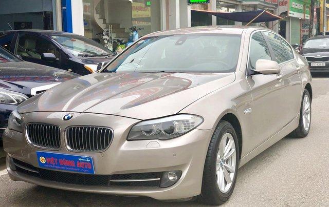 Bán BMW 520i sản xuất 2012, ghế da siêu mới1