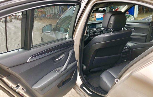 Bán BMW 520i sản xuất 2012, ghế da siêu mới7