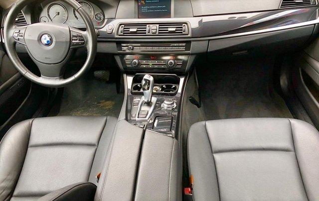 Bán BMW 520i sản xuất 2012, ghế da siêu mới8