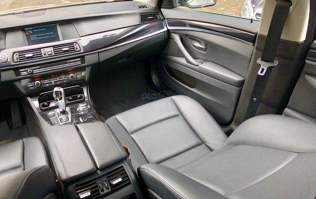 Bán BMW 520i sản xuất 2012, ghế da siêu mới10