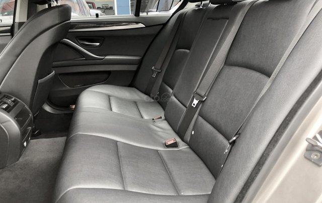 Bán BMW 520i sản xuất 2012, ghế da siêu mới12