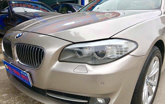 Bán BMW 520i sản xuất 2012, ghế da siêu mới13