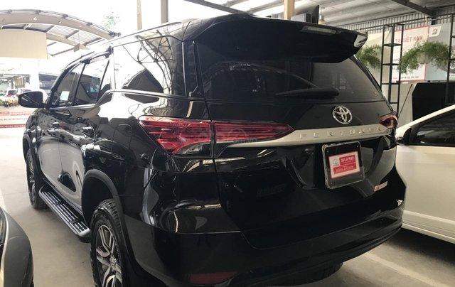 Bán ô tô Toyota Fortuner G năm sản xuất 2017, màu đen, xe nhập1