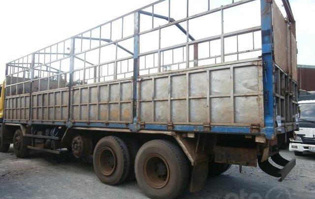 Bán ô tô Dongfeng L315 21.450kg đời 2016, màu vàng, nhập khẩu China, 635 triệu13