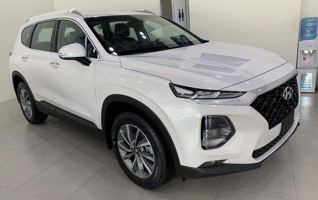 Bán xe Hyundai Santa Fe đời 2019, hỗ trợ mua trả góp lên tới 85% giá trị xe, có xe giao ngay. LH ngay 086.24.42.6880