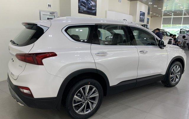 Bán xe Hyundai Santa Fe đời 2019, hỗ trợ mua trả góp lên tới 85% giá trị xe, có xe giao ngay. LH ngay 086.24.42.6882