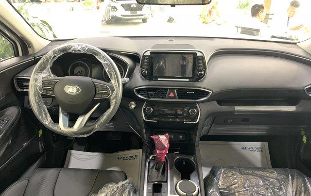 Bán xe Hyundai Santa Fe đời 2019, hỗ trợ mua trả góp lên tới 85% giá trị xe, có xe giao ngay. LH ngay 086.24.42.6884
