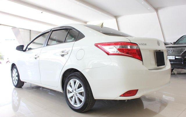 Bán Toyota Vios tự động sản xuất năm 2018, màu trắng, giá 510 triệu7