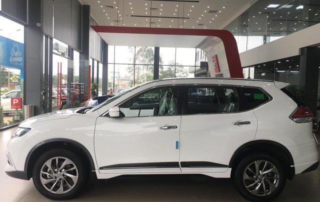 Cần bán xe Nissan X Trail Luxury 2.0 đời 2019, màu trắng giá tốt nhiều khuyến mãi hấp dẫn0