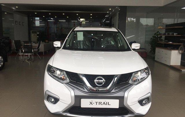 Cần bán xe Nissan X Trail Luxury 2.0 đời 2019, màu trắng giá tốt nhiều khuyến mãi hấp dẫn1