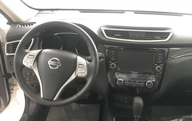 Cần bán xe Nissan X Trail Luxury 2.0 đời 2019, màu trắng giá tốt nhiều khuyến mãi hấp dẫn2