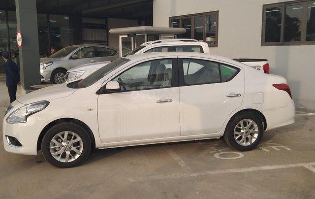 Bán Nissan Sunny XL 2019, màu trắng, nhiều khuyến mãi hấp dẫn1