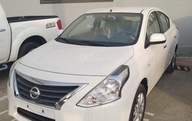 Bán Nissan Sunny XL 2019, màu trắng, nhiều khuyến mãi hấp dẫn0