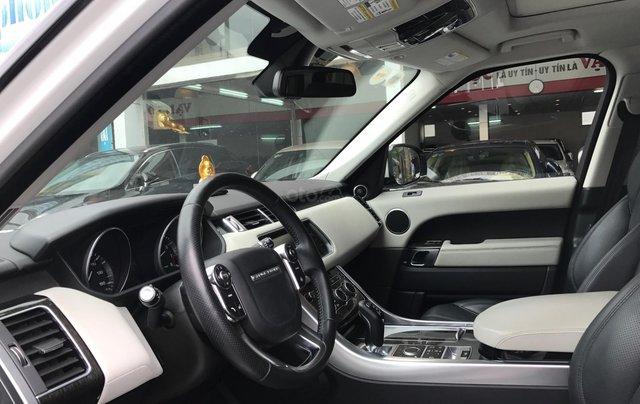 Bán LandRover Range Rover sport 2014 màu trắng2