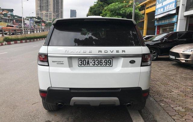Bán LandRover Range Rover sport 2014 màu trắng5