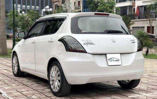 Bán ô tô Suzuki Swift 1.4AT 2014, màu trắng - Nội thất như mới3