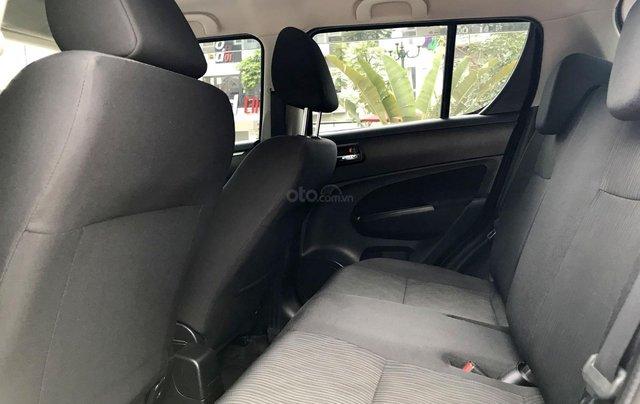 Bán ô tô Suzuki Swift 1.4AT 2014, màu trắng - Nội thất như mới8