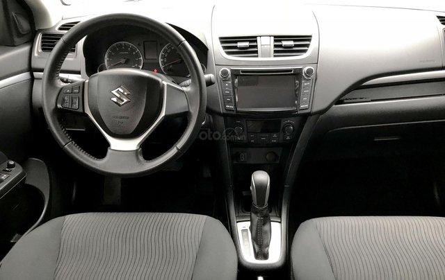 Bán ô tô Suzuki Swift 1.4AT 2014, màu trắng - Nội thất như mới9