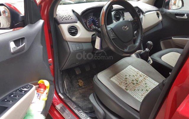 Cần bán xe Hyundai i10 SX 2016, số sàn, bảng 1.0 mâm đúc2