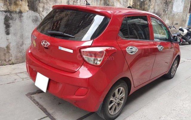 Cần bán xe Hyundai i10 SX 2016, số sàn, bảng 1.0 mâm đúc1