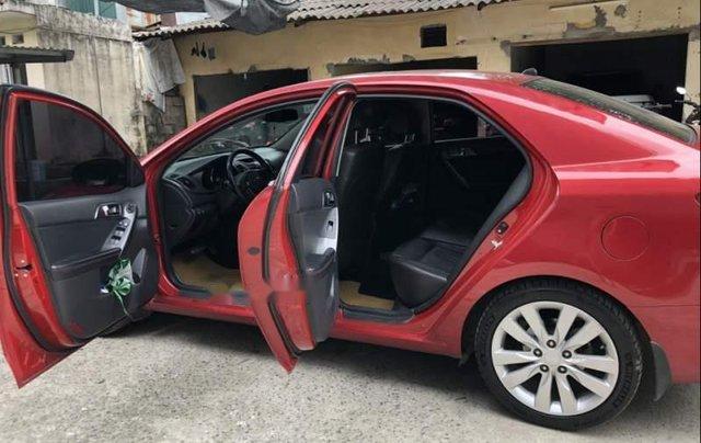 Bán Kia Forte AT năm sản xuất 2013, màu đỏ, chính chủ4