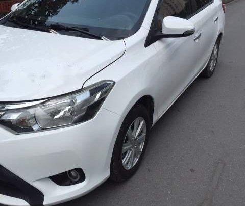 Bán Toyota Vios sản xuất năm 2014, màu trắng, số tự động3