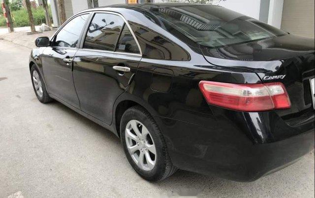 Bán Toyota Camry năm 2008, màu đen, xe nhập1