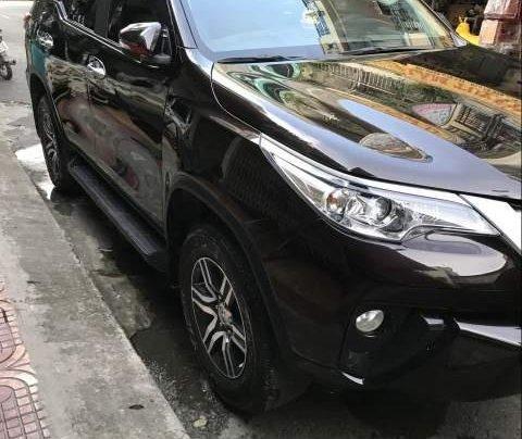 Bán Toyota Fortuner năm 2017, màu đen1