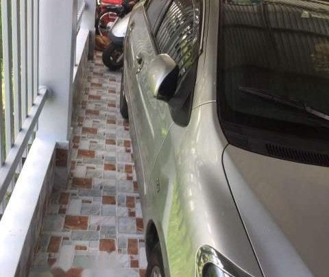 Cần bán gấp Toyota Vios đời 2012, màu bạc số sàn giá cạnh tranh3