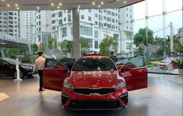 Bán Kia Cerato sản xuất năm 2019, màu đỏ0