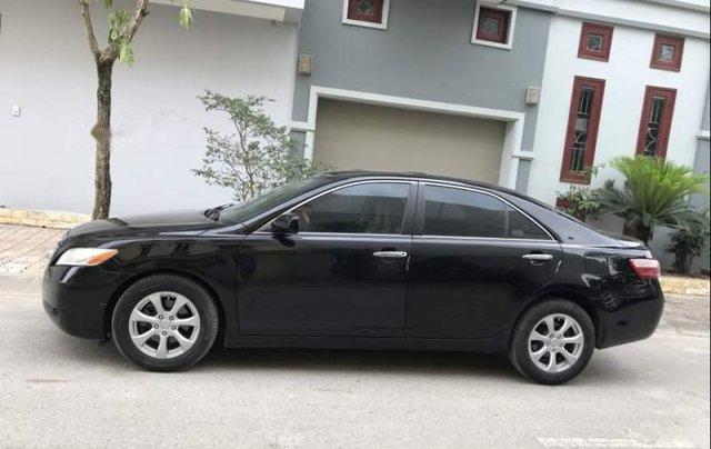 Bán Toyota Camry năm 2008, màu đen, xe nhập3