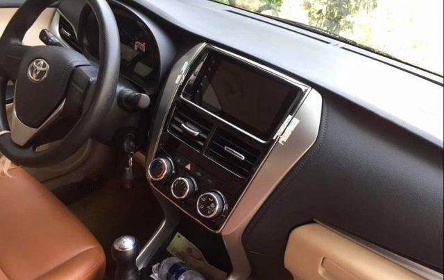 Cần bán xe Toyota Vios đời 2018, màu bạc giá cạnh tranh1