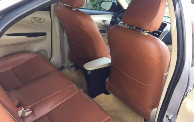 Cần bán xe Toyota Vios đời 2018, màu bạc giá cạnh tranh2