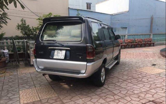 Cần bán Isuzu Hi lander đời 2006, màu xám xe gia đình1