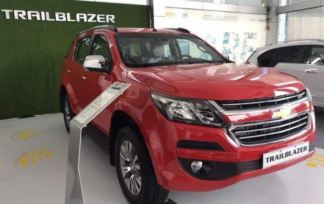 Bán Chevrolet Trailblazer 2019, màu đỏ, nhập khẩu Thái Lan3