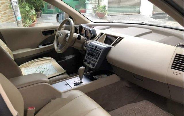 Bán xe Nissan Murano SE 3.5 V6 2006, màu bạc, nhập khẩu xe gia đình2