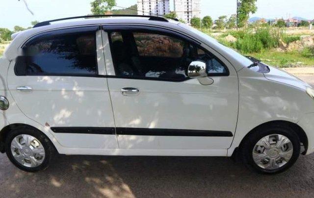 Cần bán gấp Chevrolet Spark năm 2009, màu trắng3
