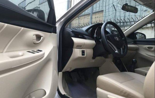 Bán Toyota Vios E 1.5MT sản xuất năm 2017, số sàn3
