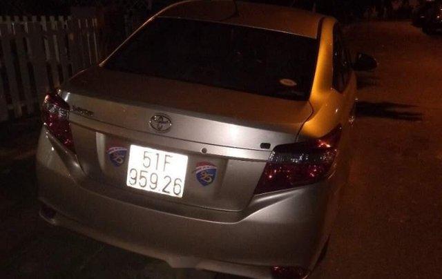 Bán xe Toyota Vios E NSP151L-BEXRKU đời 2016 số tự động, giá chỉ 460 triệu3